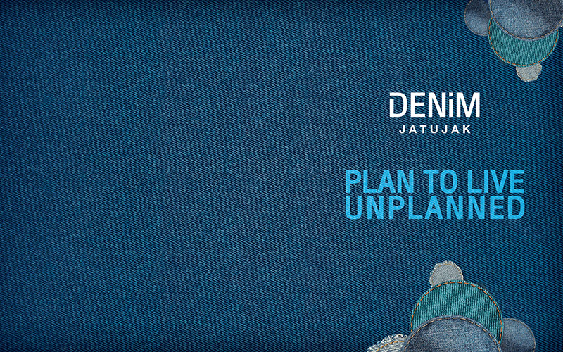 Plan to love unplanned -Denim condo จตุจักร