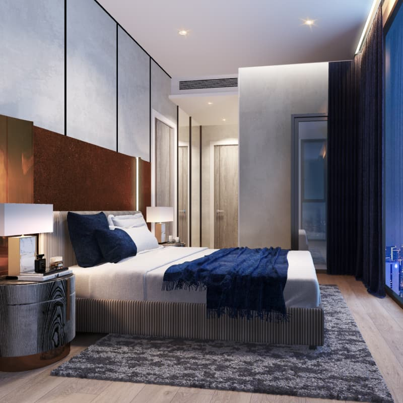 tranquil oasis of comfort - Anil sathorn 12  (อนิล สาธร 12)
